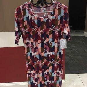 LuLaRoe Casual Sheath Dress Size L